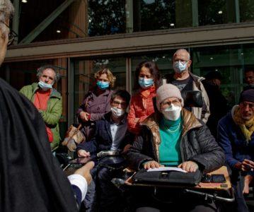 Communiqué de soutien à Odile Maurin et aux 15 activistes de Handi-Social